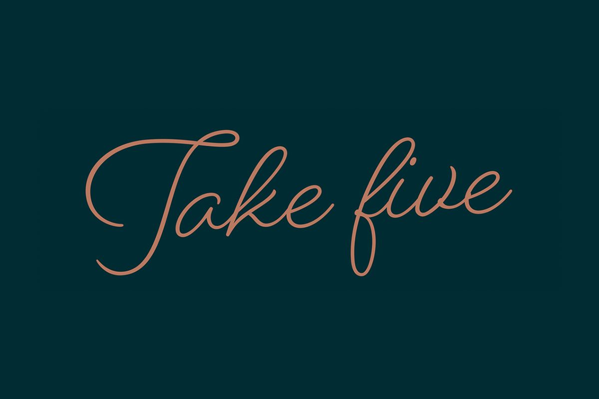 Take Five - Meeting & Event Offers Portsmouth Gunwharf Quays